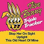 Jive Bunny & The Master Mixers Jive Bunny Triple Tracker: Stop Her On Sight / Uptight / This Old Heart Of Mine