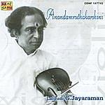 """Lalgudi G. Jayaraman Lalgudi G.Jayaram - """"Anandamruthakrshini"""" - Violin"""