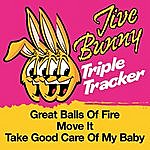 Jive Bunny & The Master Mixers Jive Bunny Triple Tracker: Great Balls Of Fire / Move It / Take Good Care Of My Baby