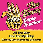 Jive Bunny & The Master Mixers Jive Bunny Triple Tracker: All The Way / One For My Baby / Everbody Loves Somebody Sometimes