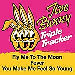 Jive Bunny & The Master Mixers Jive Bunny Triple Tracker: Fly Me To The Moon / Fever / You Make Me Feel So Young