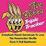 Jive Bunny & The Master Mixers Jive Bunny Triple Tracker: Everybody Needs Somebody To Love / The Resurrection Shuffle / Rock N Roll Beethoven
