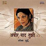 Shobha Gurtu Adheer Yaad Tujhi - Shobha Gurtu (Compilation)
