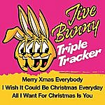 Jive Bunny & The Master Mixers Jive Bunny Triple Tracker: Merry Xmas Everybody / I Wish It Could Be Christmas Everyday / All I Want For Christmas Is You