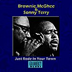 Sonny Terry & Brownie McGhee Just Rode In Your Town
