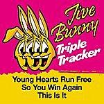 Jive Bunny & The Master Mixers Jive Bunny Triple Tracker: Young Hearts Run Free / So You Win Again / This Is It
