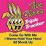 Jive Bunny & The Master Mixers Jive Bunny Triple Tracker: Come Go With Me / I Wanna Hold Your Hand / All Shook Up