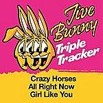 Jive Bunny & The Master Mixers Jive Bunny Triple Tracker: Crazy Horses / All Right Now / Girl Like You