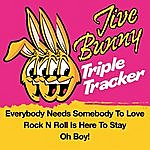 Jive Bunny & The Master Mixers Jive Bunny Triple Tracker: Everybody Needs Somebody To Love / Rock N Roll Is Here To Stay / Oh Boy!