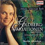 Christine Schornsheim Bach, J.S.: Goldberg Variations, Bwv 988