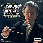 Neville Marriner Tchaikovsky, P.: Suites Nos. 3-4