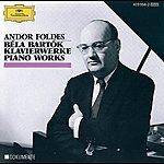 Andor Foldes Bartók: Piano Works