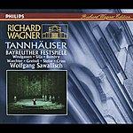 Anja Silja Wagner: Tannhäuser (3 CDs)