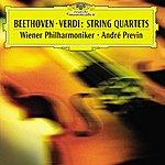 Wiener Philharmoniker Beethoven/Verdi: String Quartets
