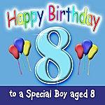 Andy Green Happy Birthday (Boy Age 8)