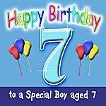 Andy Green Happy Birthday (Boy Age 7)