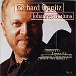 Gerhard Oppitz Brahms: Rhapsody 79, Fantasy 116, Variations Paganini