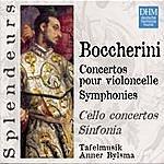 Anner Bylsma Boccherini: Cellokonzerte / Sinfonien