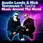 Austin Leeds Music Around The World (Feat. Teacha) (3-Track Maxi-Single)