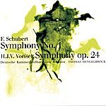 Thomas Hengelbrock Vorisek: Symphony D Major, Op. 24