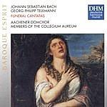 Elly Ameling Telemann: Trauerkantate / J.S. Bach: Actus Tragicus