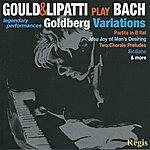 Dinu Lipatti Gould & Lipatti Play Bach