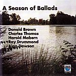 Charles Thomas A Season Of Ballads
