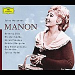 Beverly Sills Massenet: Manon (3cd Set)