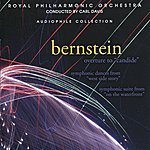 """Carl Davis Bernstein: Overture To """"candide"""", Symphonic Dances From """"west Side Story"""", Symphonic Suite From """"on The Waterfront"""""""
