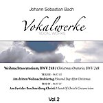 Karl Richter Bach: Vocal Works, Vol. 2 (1955)