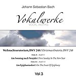 Karl Richter Bach: Vocal Works, Vol. 3
