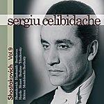 Berlin Philharmonic Orchestra Sergiu Celibidache, Vol. 9 (1946)