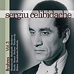Sergiu Celibidache Brahms, Vol. 3 (1945, 1949)