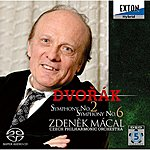 Czech Philharmonic Orchestra Dvoraksymphoniesno.2