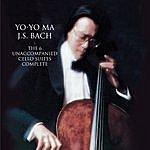 Yo-Yo Ma Bach: Unaccompanied Cello Suites