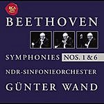 Günter Wand Beethoven: Symphonise Nos. 1 + 6