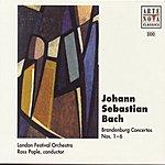 Ross Pople Bach: Brandenburg Concertos Box Vol.1 + Vol.2