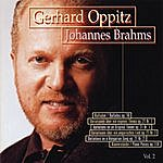 Gerhard Oppitz Brahms: Ballads, Variations