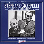 Stéphane Grappelli The Best Of Stephane Grappelli In London
