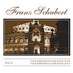 Edwin Fischer Franz Schubert, Vol. 5 (1938)