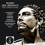 Mario Del Monaco Mario Del Monaco, Vol. 5 (1948-1958)