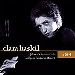 Clara Haskil Clara Haskil, Vol. 4 (1956)