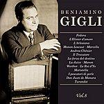 Beniamino Gigli Beniamino Gigli, Vol. 8 (1940-1950)