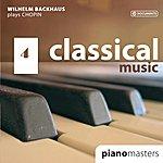 Wilhelm Backhaus Classical Music, Vol. 4 (1927)