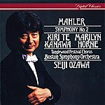 "Kiri Te Kanawa Mahler: Symphony No.2 ""Resurrection"""