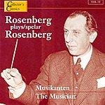 Hilding Rosenberg Rosenberg Plays Rosenberg (The Musician)