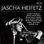 Jascha Heifetz Jascha Heifetz, Vol. 10) (1944-1946)