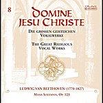 Arturo Toscanini Domine Jesu Christe, Vol. 8 (1940)