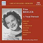 Erna Berger Berger, Erna: A Vocal Portrait (1934-1949)