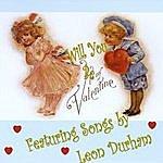 Leon Durham Will You Be My Valentine